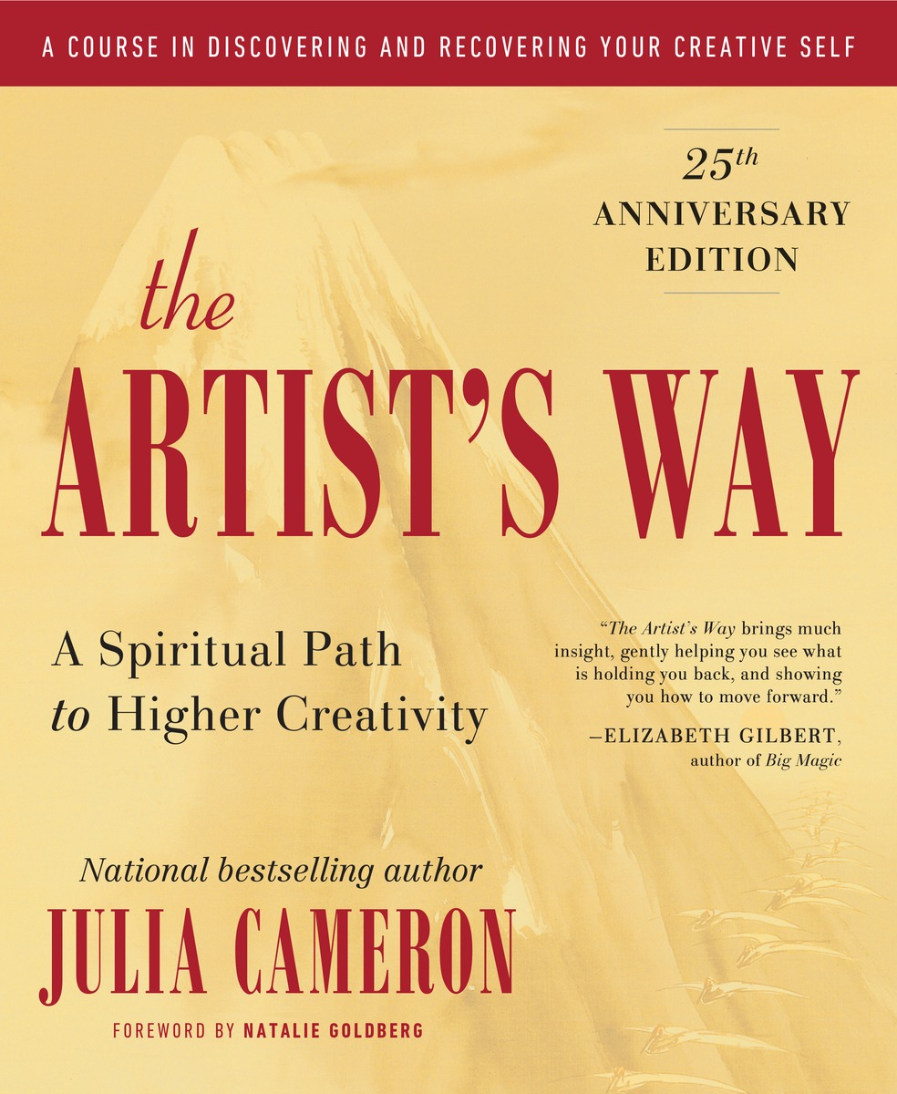 The Artist's Way Book Is Aplement To This Course Shop For It Or Learn  More About The Book